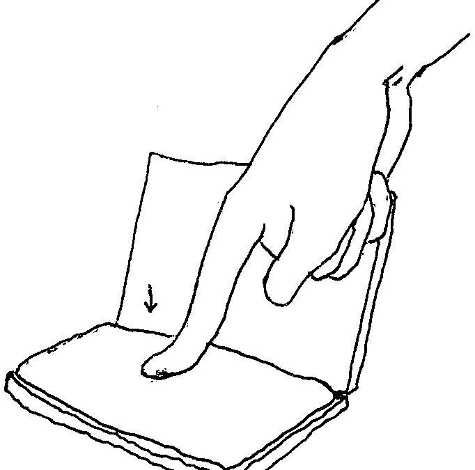 Fingerabdruckbild kreieren